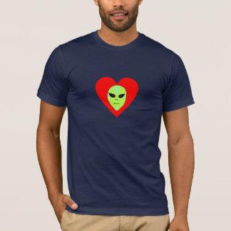 Alien Heart Shirt