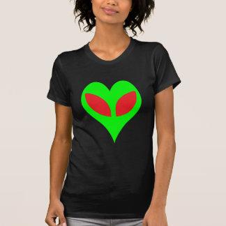 Alien Heart T-shirts