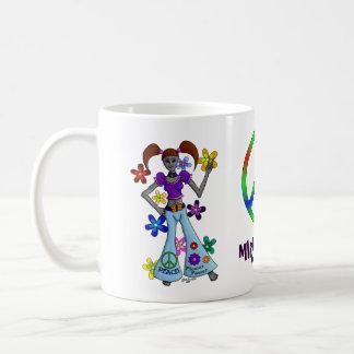 Alien Hippy Coffee Mug
