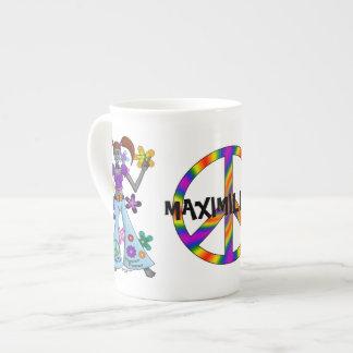 Alien Hippy Tea Cup