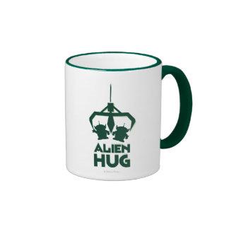 Alien Hug Ringer Mug