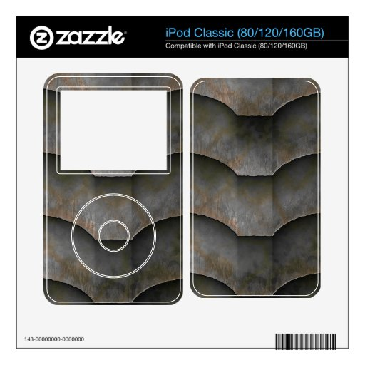 Alien Hull Plate iPod Classic Skin For The iPod Classic