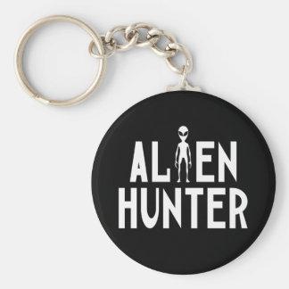 Alien Hunter Keychain
