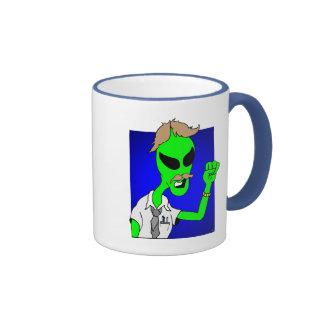 alien hybrid power ringer coffee mug