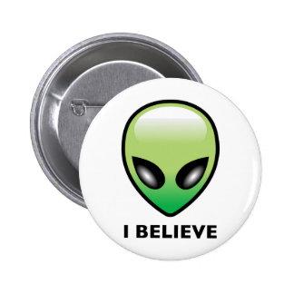 Alien: I Believe Pin