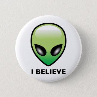 Alien: I Believe Pinback Button