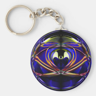 Alien-I Keychain