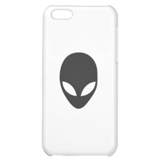 Alien Icon iPhone 5C Cases