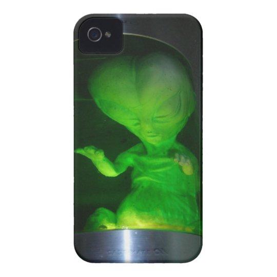 Alien In a Jar iPhone 4 case