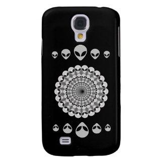 Alien Invasion Galaxy S4 Cover