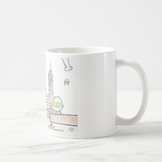 Alien Invasion Coffee Mug