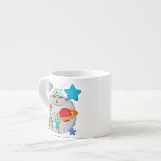 Alien Invasion Espresso Cup