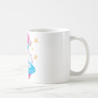 Alien Invasion for Girls 4 Coffee Mug