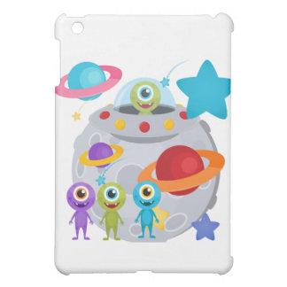 Alien Invasion Case For The iPad Mini