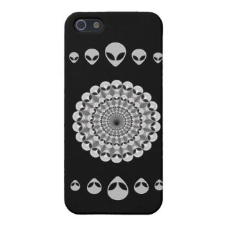 Alien Invasion iPhone 5/5S Cases