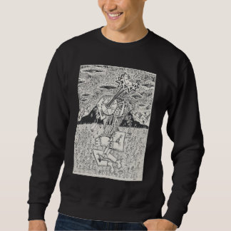 Alien Invasion, or, The Seeding, by Brian Benson Sweatshirt