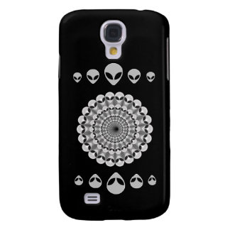 Alien Invasion Samsung Galaxy S4 Case