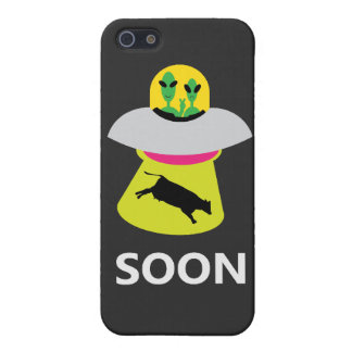 Alien Invation Cover For iPhone SE/5/5s