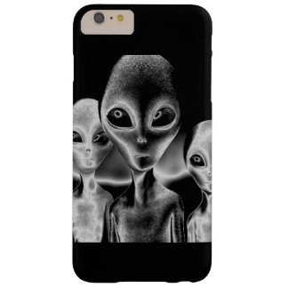 ALIEN IPHONE6 THEYRE HERE - WE'RE HERE-(I think) Barely There iPhone 6 Plus Case