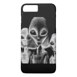 ALIEN iPhone 7 THEYRE HERE - WE'RE HERE-(I think) iPhone 7 Plus Case