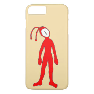 Alien iPhone 8 Plus/7 Plus Case