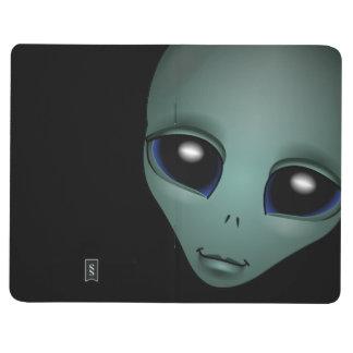 Alien Journal Cute ET Notebooks Journal Sketchpad