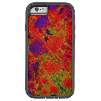 ALIEN JUICY BERRY'S MANDELBULB 3D. FRACTAL IMG TOUGH XTREME iPhone 6 CASE