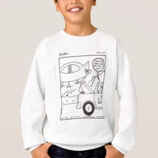 Alien Jumper Sweatshirt