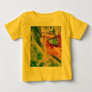 Alien Jungle Baby T-Shirt