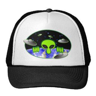 Alien Kilroy Hat