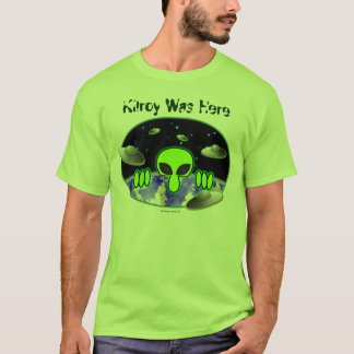 Alien Kilroy T-Shirt