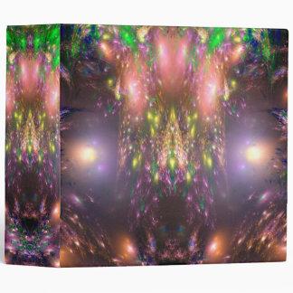 Alien Landscape 3 Ring Binder