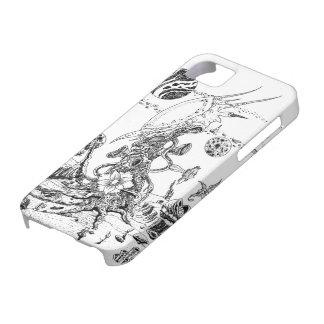 Alien Landscape Exclusive iPhone SE/5/5s Case