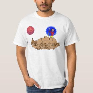 Alien Landscape Tee Shirt