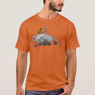 Alien Life on Mars T Shirt