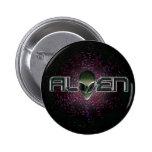 Alien Logo Button