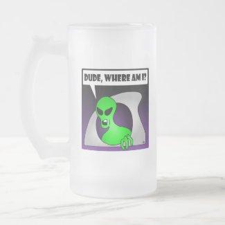 ALIEN LOST-1 mug