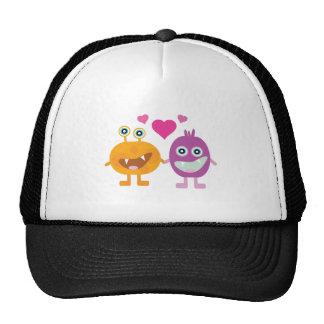 Alien love trucker hat