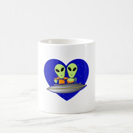 Alien Love Mug