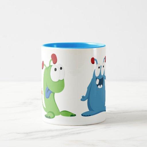 Alien M Coffee Mugs