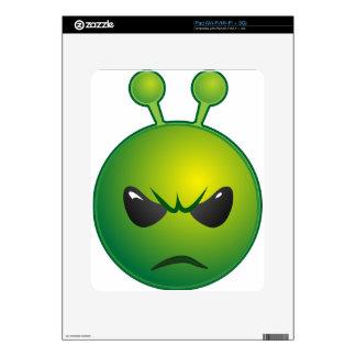 alien mad skin for iPad