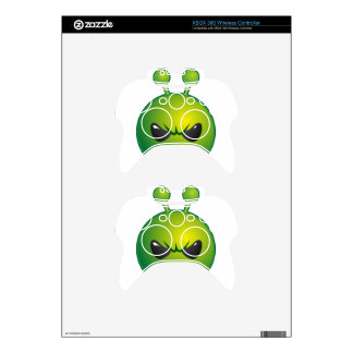 alien mad xbox 360 controller decal