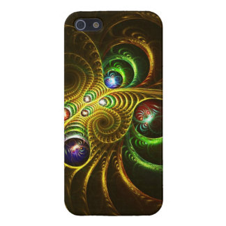 Alien Marbles Cover For iPhone SE/5/5s