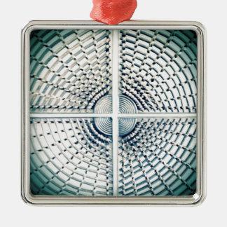 ALien metallik structure Metal Ornament