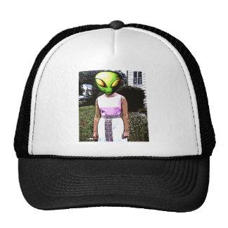 Alien Mom Trucker Hat