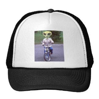 Alien Motorbike Mesh Hats