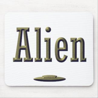 Alien Mouse Mats