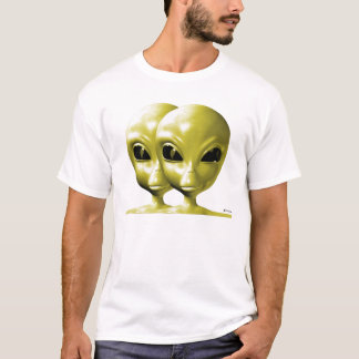 Alien Mug Shots 18A T-Shirt