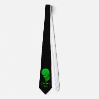 Alien Neck Tie