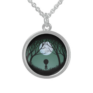 Alien Necklace E T Gifts Extraterrestrial Jewelry